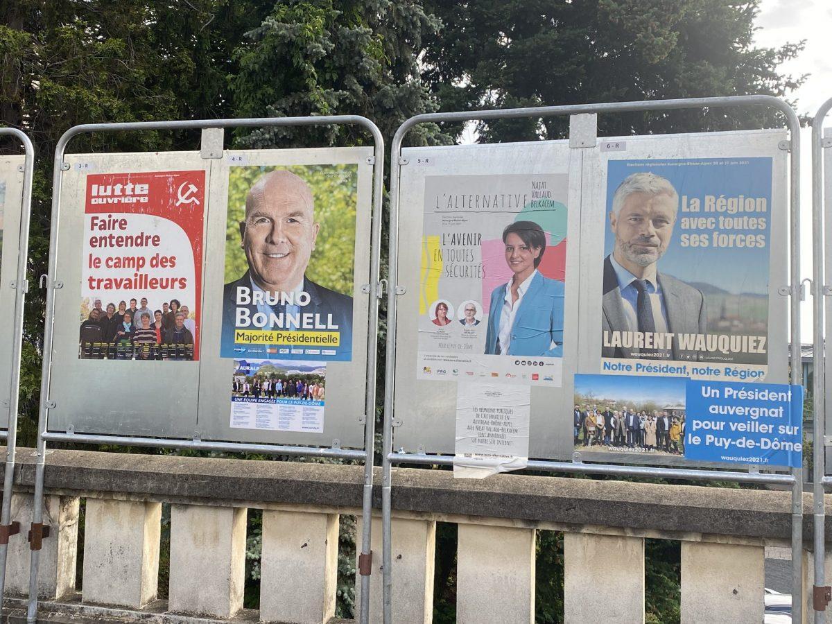 Régionales   Laurent Wauquiez est largement en tête