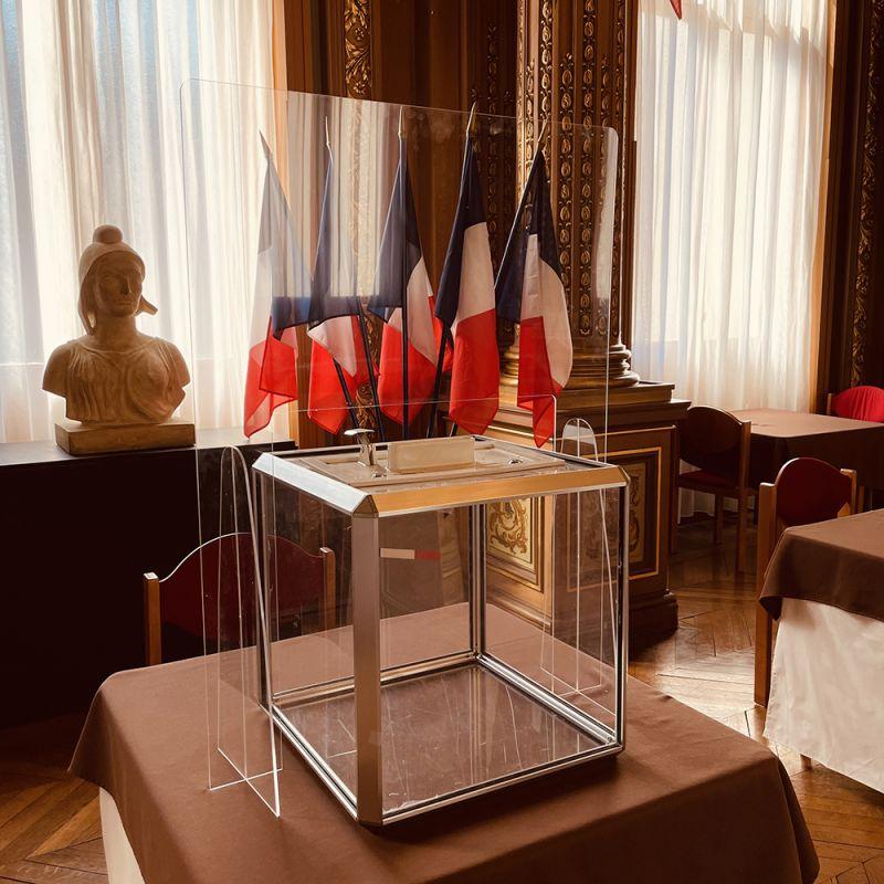 Elections   33 millions de français boudent les urnes