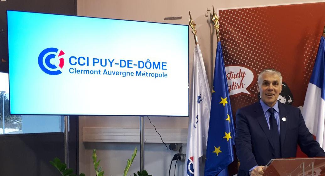 CCI |Claude Barbin renouvelle sa candidature