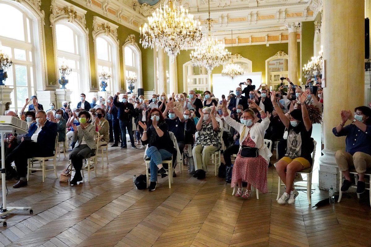 Patrimoine mondial   La belle Vichy est inscrite à l'Unesco