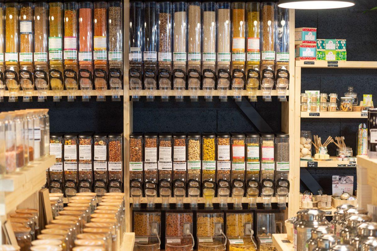 Zéro déchet |L'épicerie Mademoiselle Vrac s'installe à Lyon