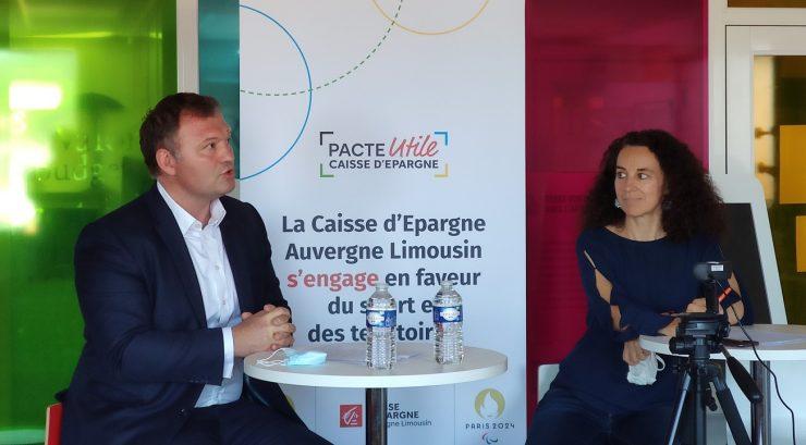 JO 2020   La Caisse d'Epargne lance son pacte utile !