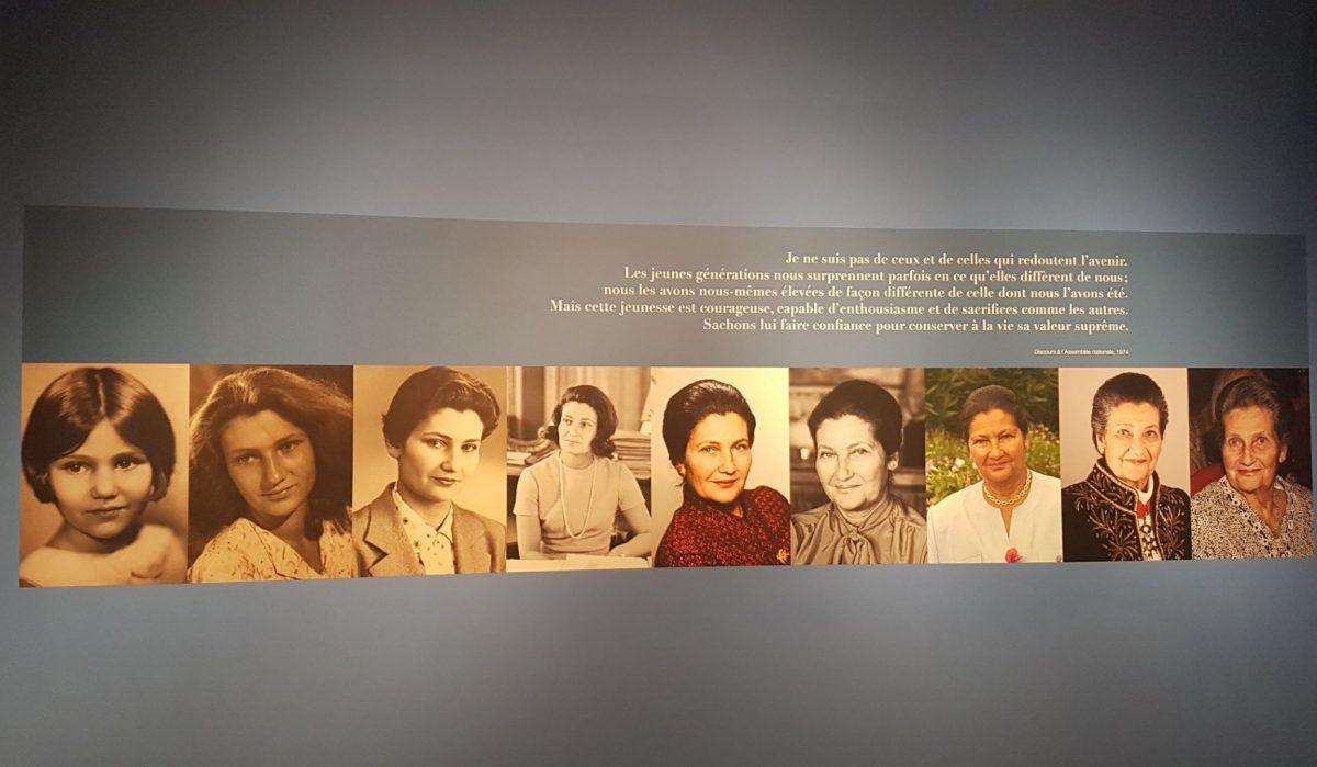 Culture   50 000 visiteurs à l'exposition Simone Veil