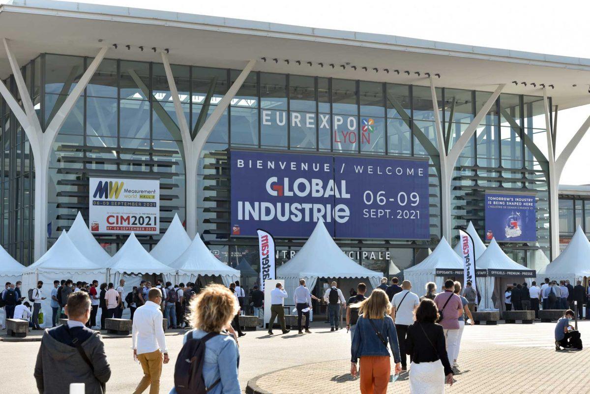 Global Industrie | 60 entreprises de la Région à l'événement
