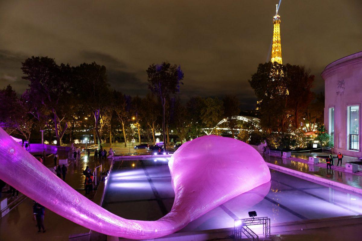 Culture   Faire interagir l'art et le sport en Île-de-France