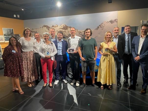 DCF AWARDS | Remise des trophées de la performance 2021