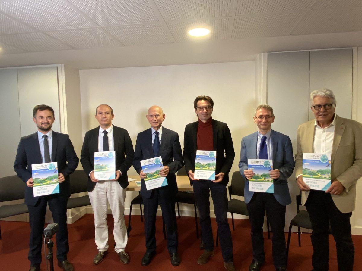 OrbiMob' | Lancement de la semaine des mobilités territoriales durables