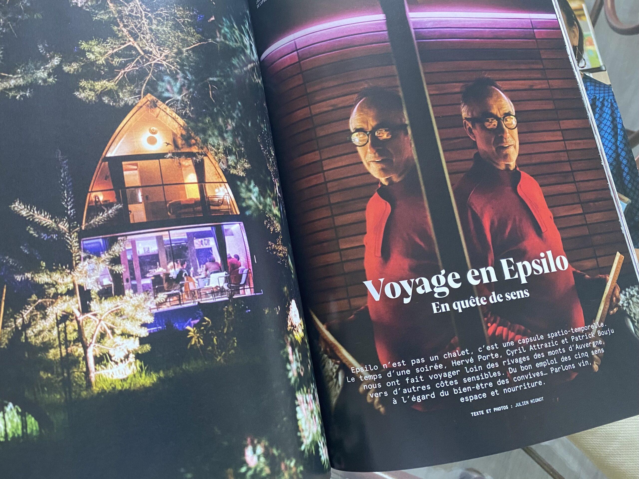 Auvernha   Un magazine spécial lifestyle en Auvergne
