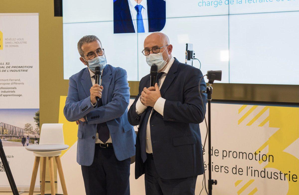 Vidéo   Laurent Pietraszewski, invité de la Soirée de l'Eco