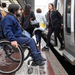 Handicap |Faciliter l'usage des transports régionaux