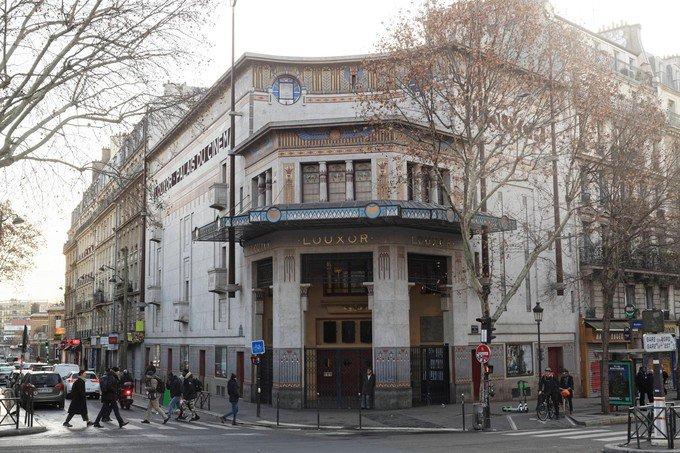 Anniversaire | Paris célèbre les 100 ans du Louxor