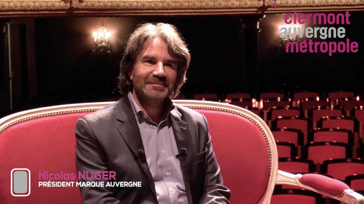 Lever de rideau | Nicolas Nuger, Président de Marque Auvergne